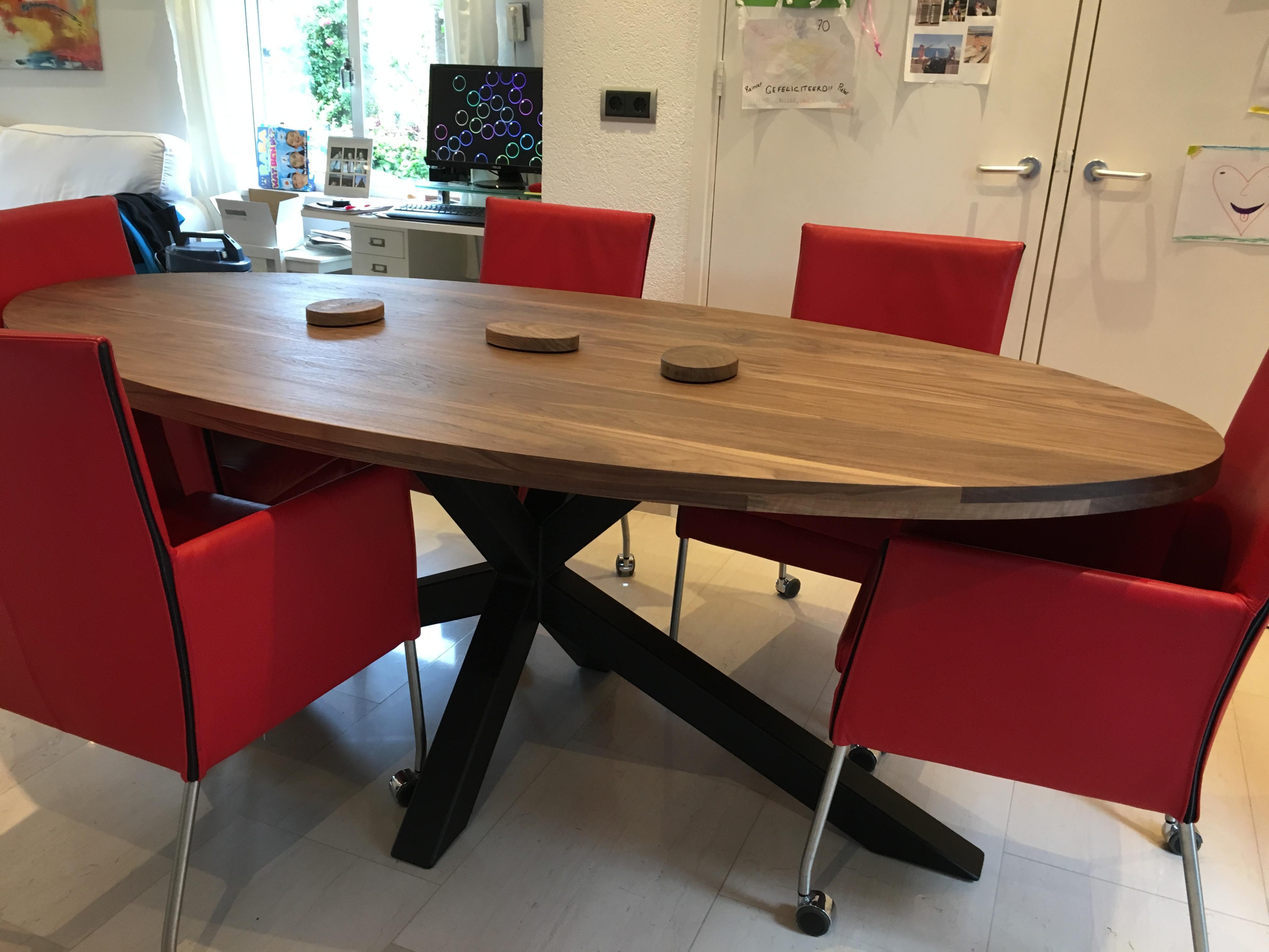 Toffe tafels ronde ovale tafels
